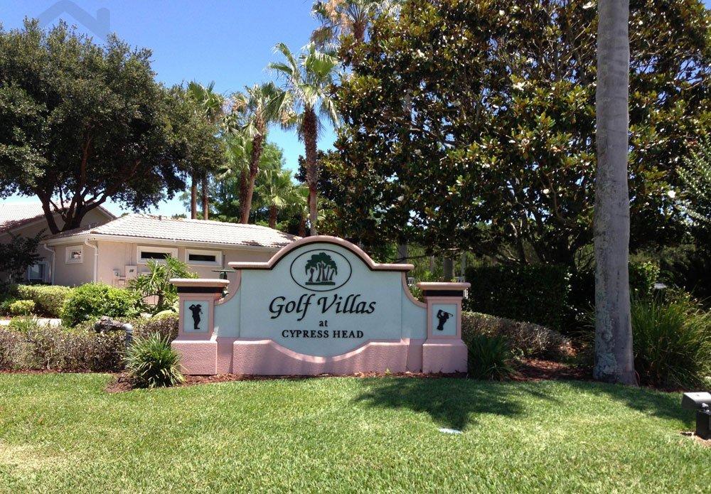 cypress head golf homes