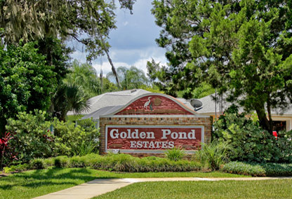 golden pond port orange homes