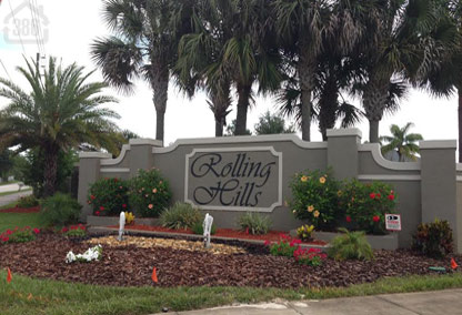 rolling hills homes port orange