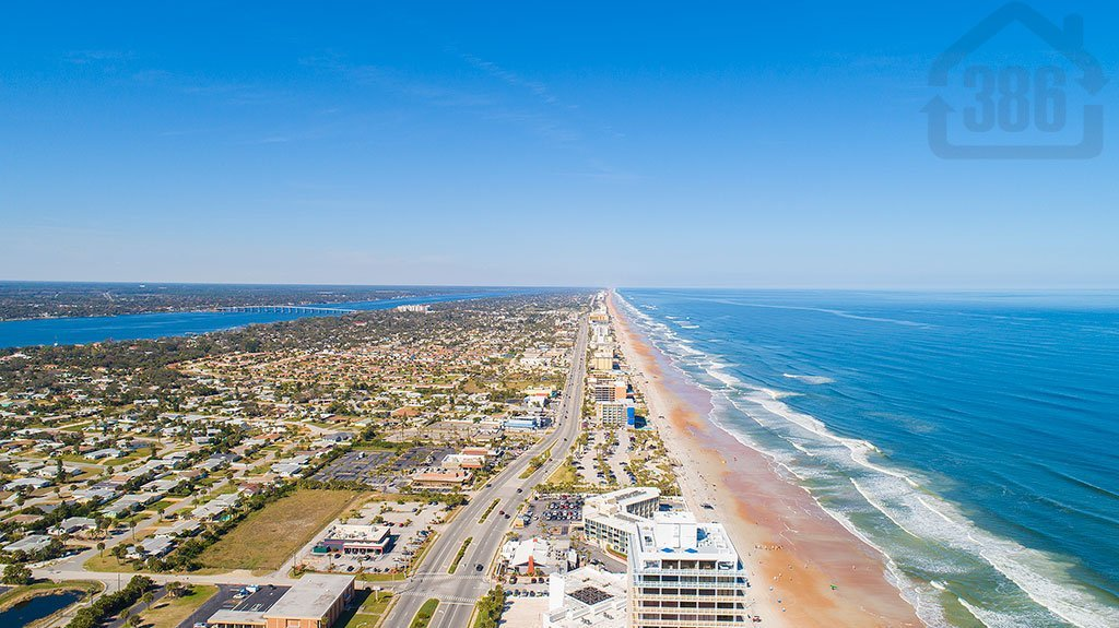 daytona beach homes and condos