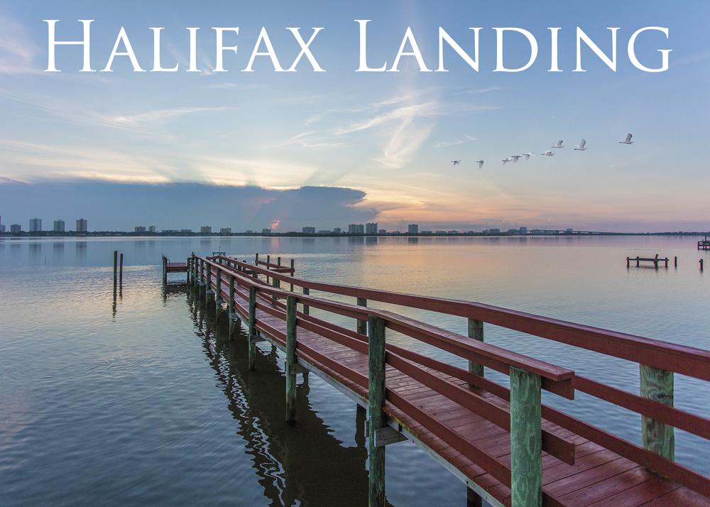 halifax landing dock