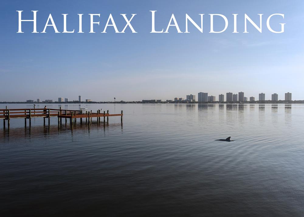 halifax landing river dock
