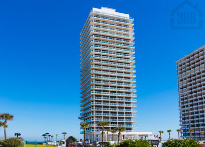 aliki tower daytona beach condo