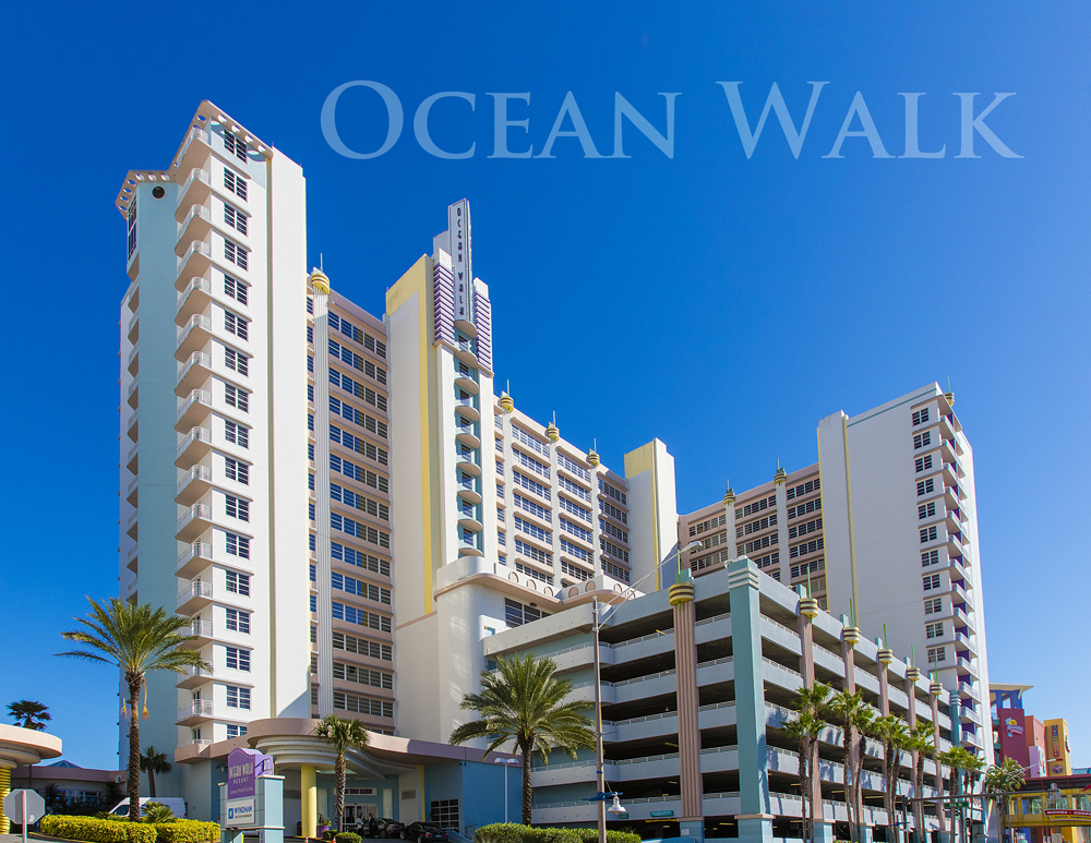 ocean walk condos daytona beach florida