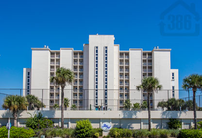 blue surf condo daytona