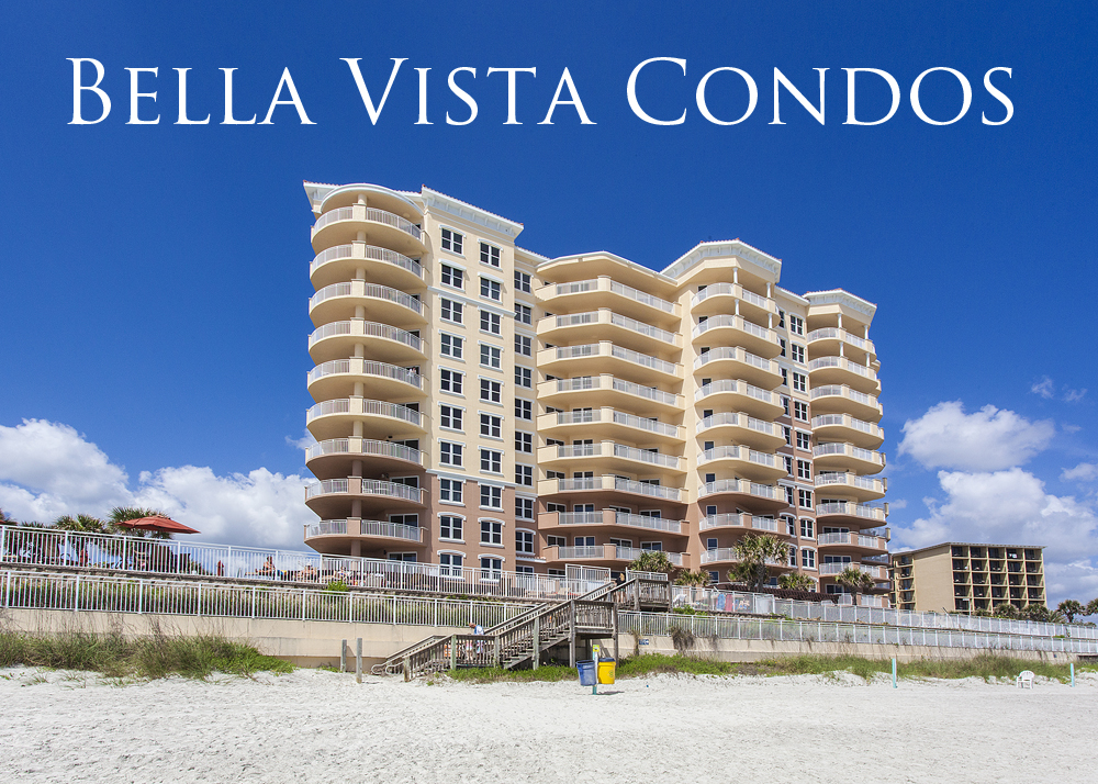 bella vista condo from beach
