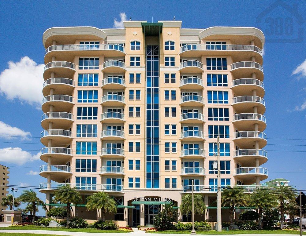 Ocean Villas Condo Daytona Beach Shores