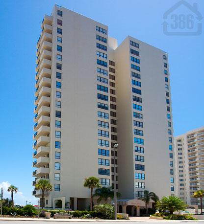 Oceans Seven Condos Daytona Beach Shores 2947 S