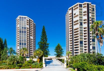 oceans west daytona beach shores florida condominiums for sale