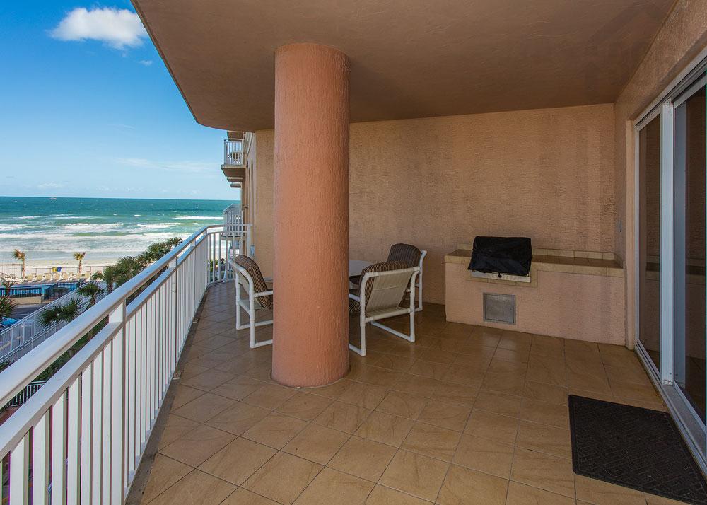 palma bella 401 balcony