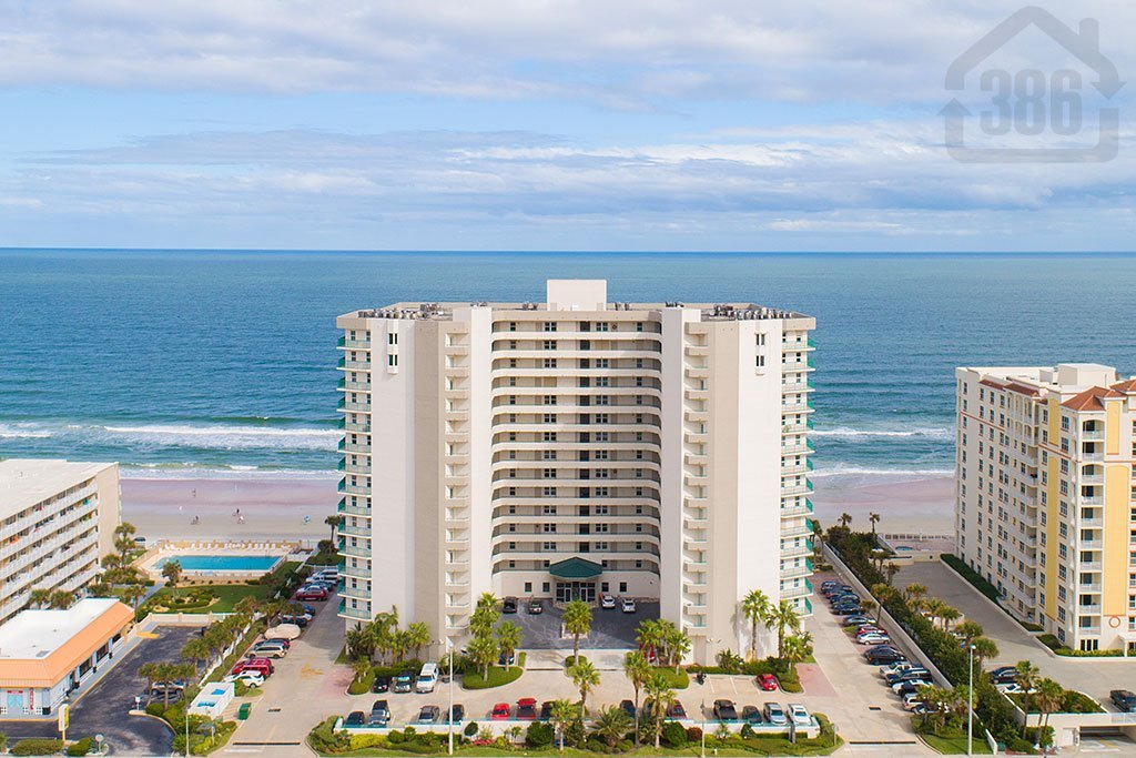 towers grande oceanfront exterior
