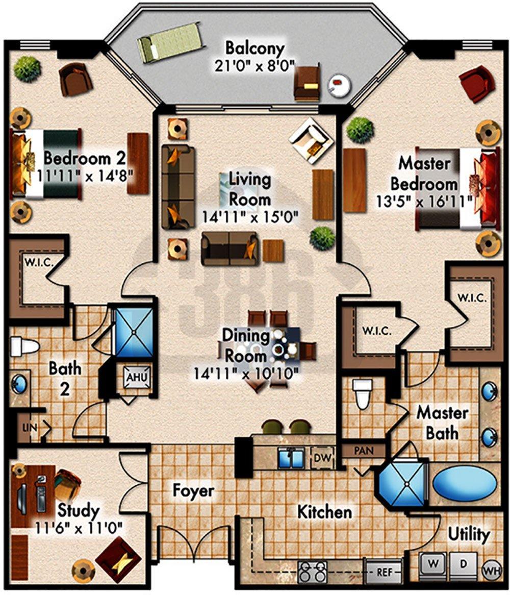 Halifax landing condominium floor plans for Condominium plan