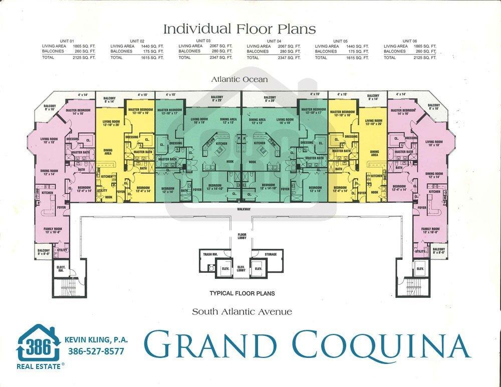 Grand Coquina Floor