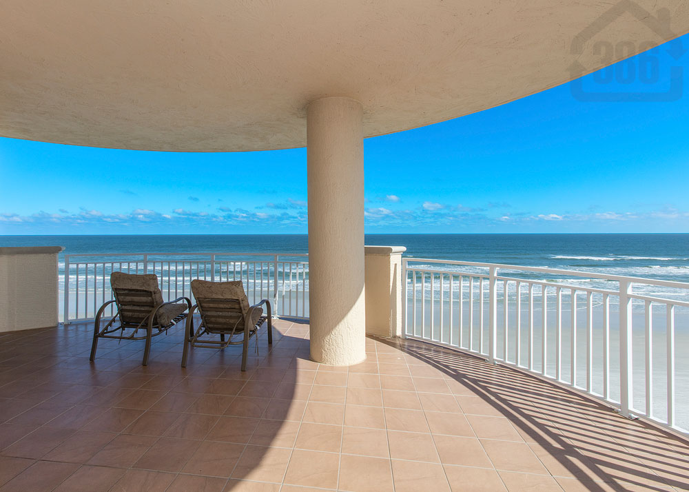 bella vista 608 oceanfront balcony