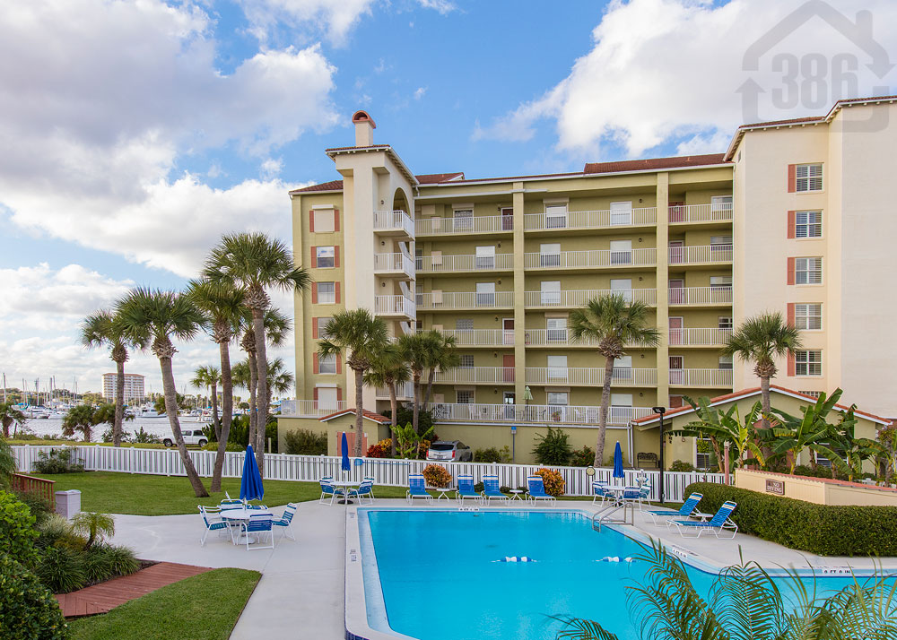 marina point condo daytona