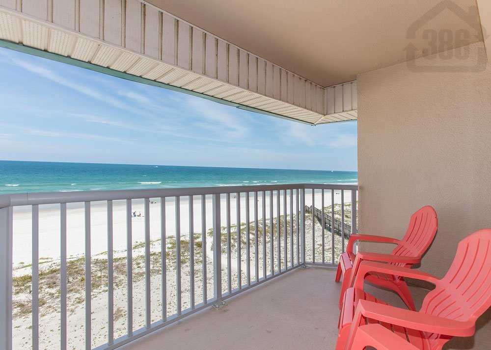 ponce inlet club south 507 balcony