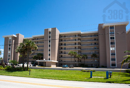 sandcastle north ponce inlet condo