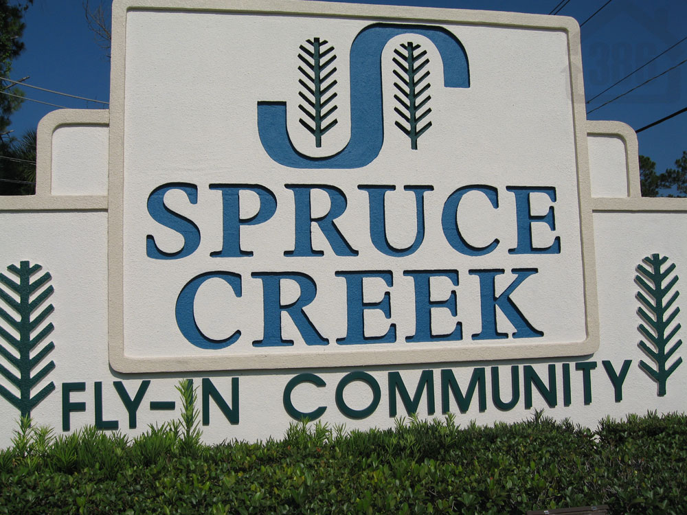 spruce creek fly in homes