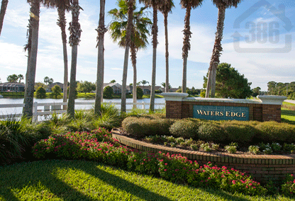 waters edge homes for sale in port orange