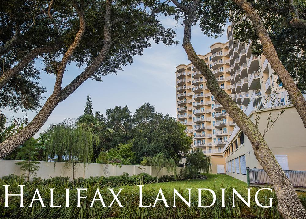 halifax landing condosouth daytona